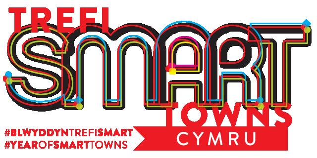 Trefi smart towns logo artwork