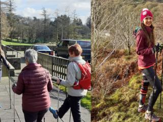 Snowdonia Nordic Walking