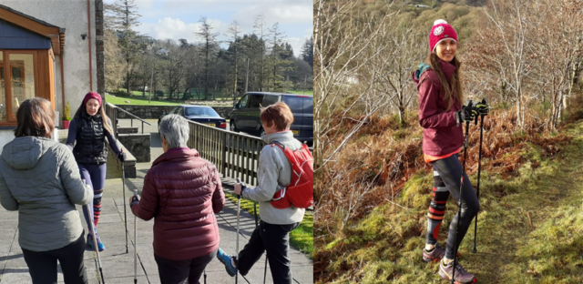 Snowdonia Nordic Walking