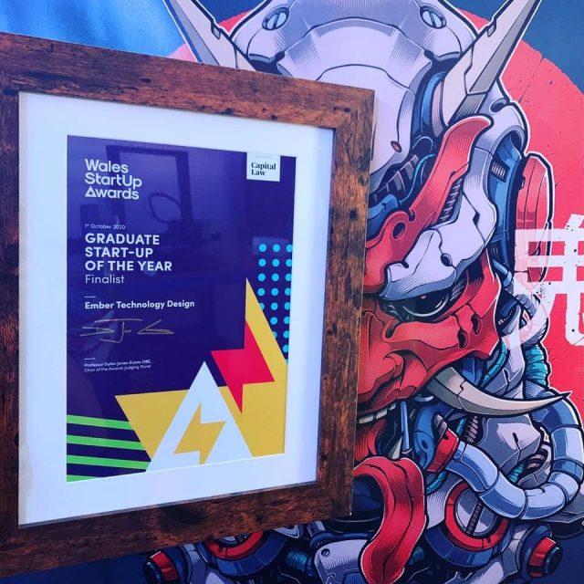 Wales startup awards 1 Tom Turner